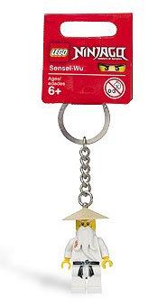 LEGO Ninjago Sensei-Wu Key Chain