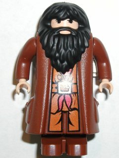 LEGO Hagrid Minifigure from Harry Potter