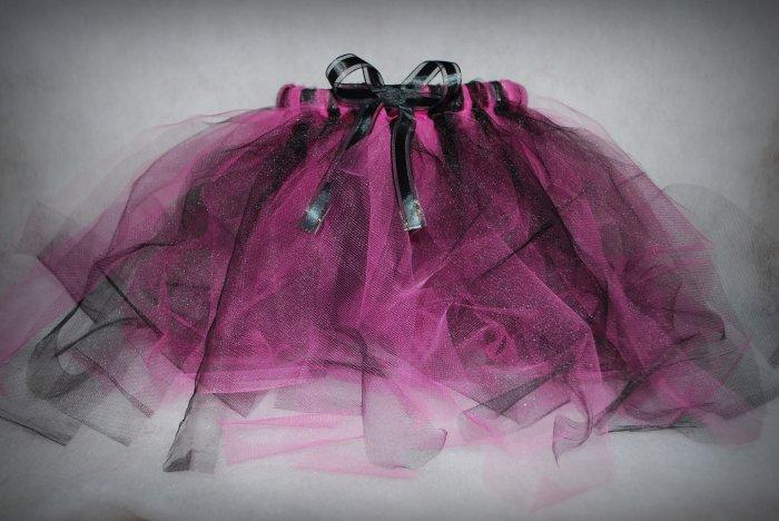 Black & Pink Tutu