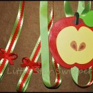 Apple Bow Holder