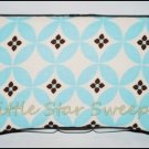 Light Teal & Brown Wipes Case