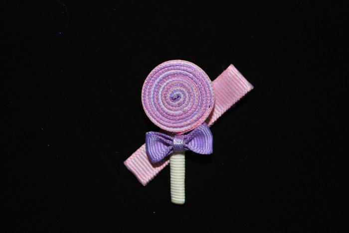 Pastel Lollipop Clip