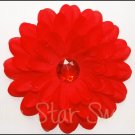 Gerber Daisy Flower- Red