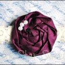 Vintage Sadie Headband - Plum