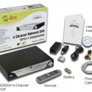 Q-See 4 Channel Network Video Security DVR