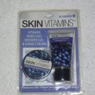 Skin Vitamins Blueberry Vitamin Enriched Shower Gel & Hand Cream