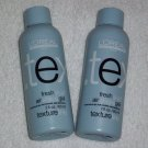 Set of 2 Loreal Textureline Fresh Style Air Shape Gel 2oz
