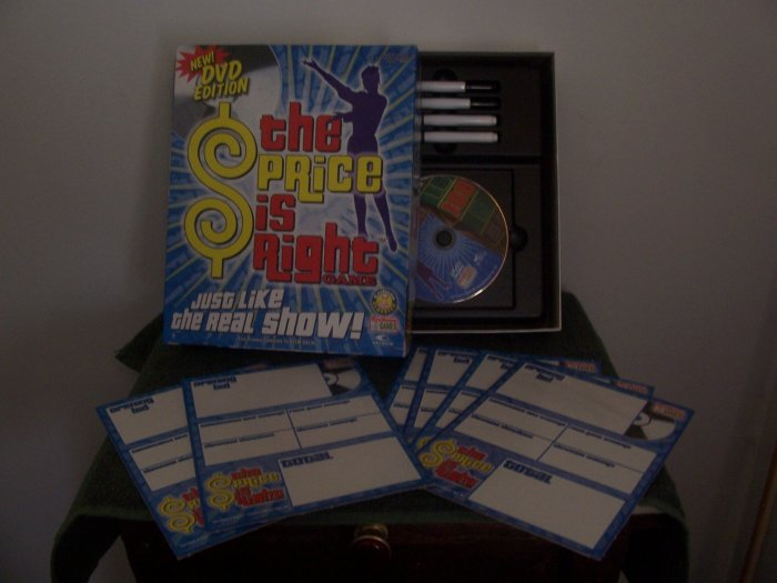 The Price Is Right DVD Home Game