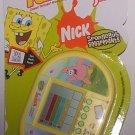 Yahtzee Jr ~ SpongeBob Handheld Game