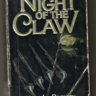 Night of The Claw ~ by Jay Ramsay ~  367 pages