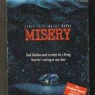 Misery ~ VHS - James Caan - Kathy Bates