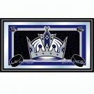 NHL Los Angeles Kings Framed Team Logo Mirror