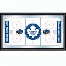 NHL Toronto Maple Leafs Framed Hockey Rink Mirror