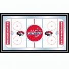 NHL Washington Capitals Framed Hockey Rink Mirror