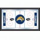 NHL Buffalo Sabers Framed Hockey Rink Mirror