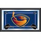 NHL Atlanta Thrashers Framed Team Logo Mirror