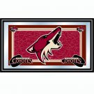 NHL Phoenix Coyotes Framed Team Logo Mirror