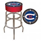 NHL Vintage Montreal Canadiens Padded Bar Stool