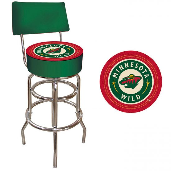 NHL Minnesota Wild Padded Bar Stool with Back : 4ae3f60169040129175b from www.ecrater.com size 550 x 550 jpeg 39kB
