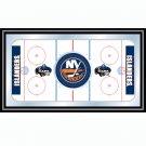 NHL New York Islanders Framed Hockey Rink Mirror