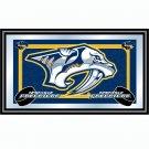 NHL Nashville Predators Framed Team Logo Mirror