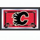 NHL Calgary Flames Framed Team Logo Mirror