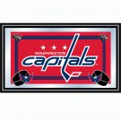 NHL Washington Capitals Framed Team Logo Mirror