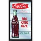 Coca-Cola Vintage Mirror Vertical Big King Size