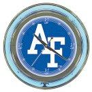 Air Force Neon Clock - 14 inch Diameter