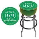 University of North Dakota Padded Bar Stool
