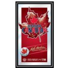 Molson Wood Framed Mirror - BIG 26 x 15 inches