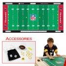 NFLR Licensed Finger FootballT Game Mat - Texans