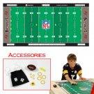 NFLR Licensed Finger FootballT Game Mat - Buccaneers