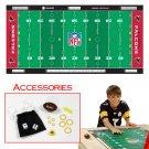 NFLR Licensed Finger FootballT Game Mat - Falcons