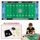 NFLR Licensed Finger FootballT Game Mat - Titans