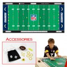 NFLR Licensed Finger FootballT Game Mat - Chargers