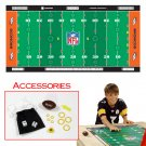 NFLR Licensed Finger FootballT Game Mat - Broncos