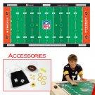 NFLR Licensed Finger FootballT Game Mat - Bengals