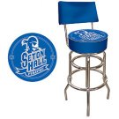 Seton Hall University Padded Bar Stool with Back