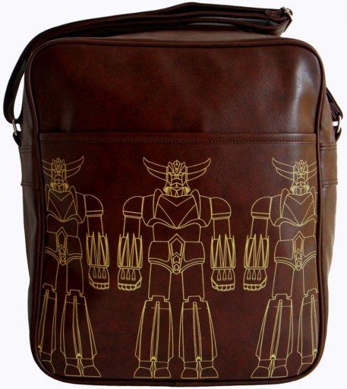 Goldrake Retro Messenger Bag