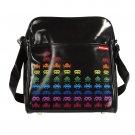 Space Invader Flight Retro Messenger Bag