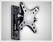 """LCD TV monitor wall mount bracket for 10""""-23"""" screen"""