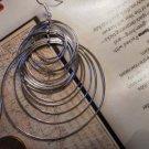 HOOPS MULTI RINGS  Earrings SILVER Ripple Rings