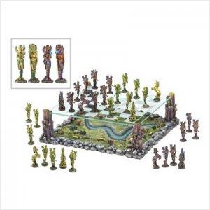Fairy Chess Set 38989