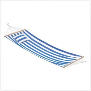 Blue Stripped Hammock 36669