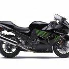 2009 Kawasaki Ninja ZX-14 Monster Energy Motorcycle