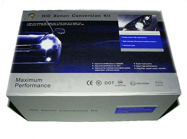 Plymouth Xenon Lights Kit by Philips HID