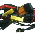 Wire Relay Battery Harness + Resistors