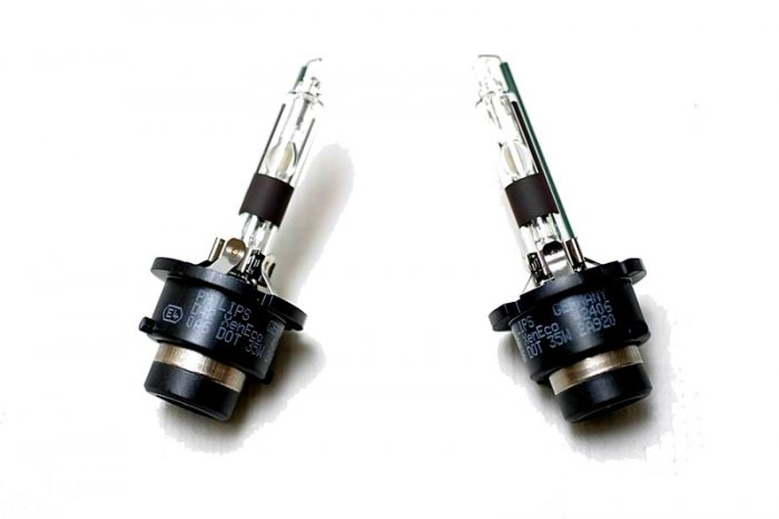 D4R Philips HID Bulbs