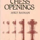 Chess Openings - Mike Basman